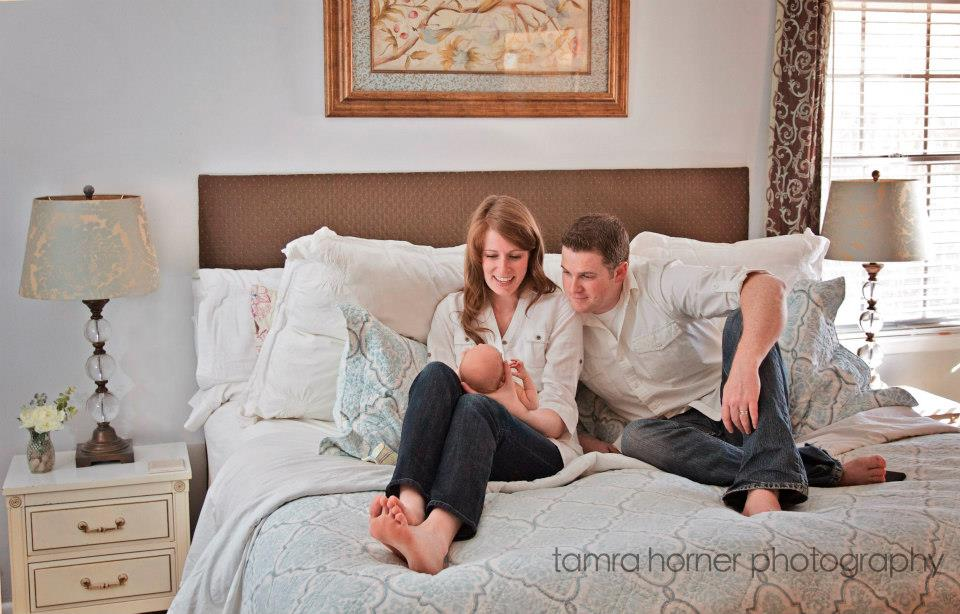 Lifestyle newborn and family pictures dallas texas lifestyle photographer