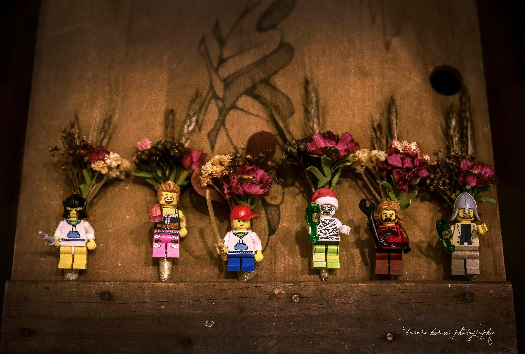 lego boutonnieres , austin texas wedding photographer,