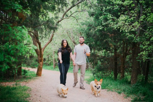 okc wedding and engagement photographers